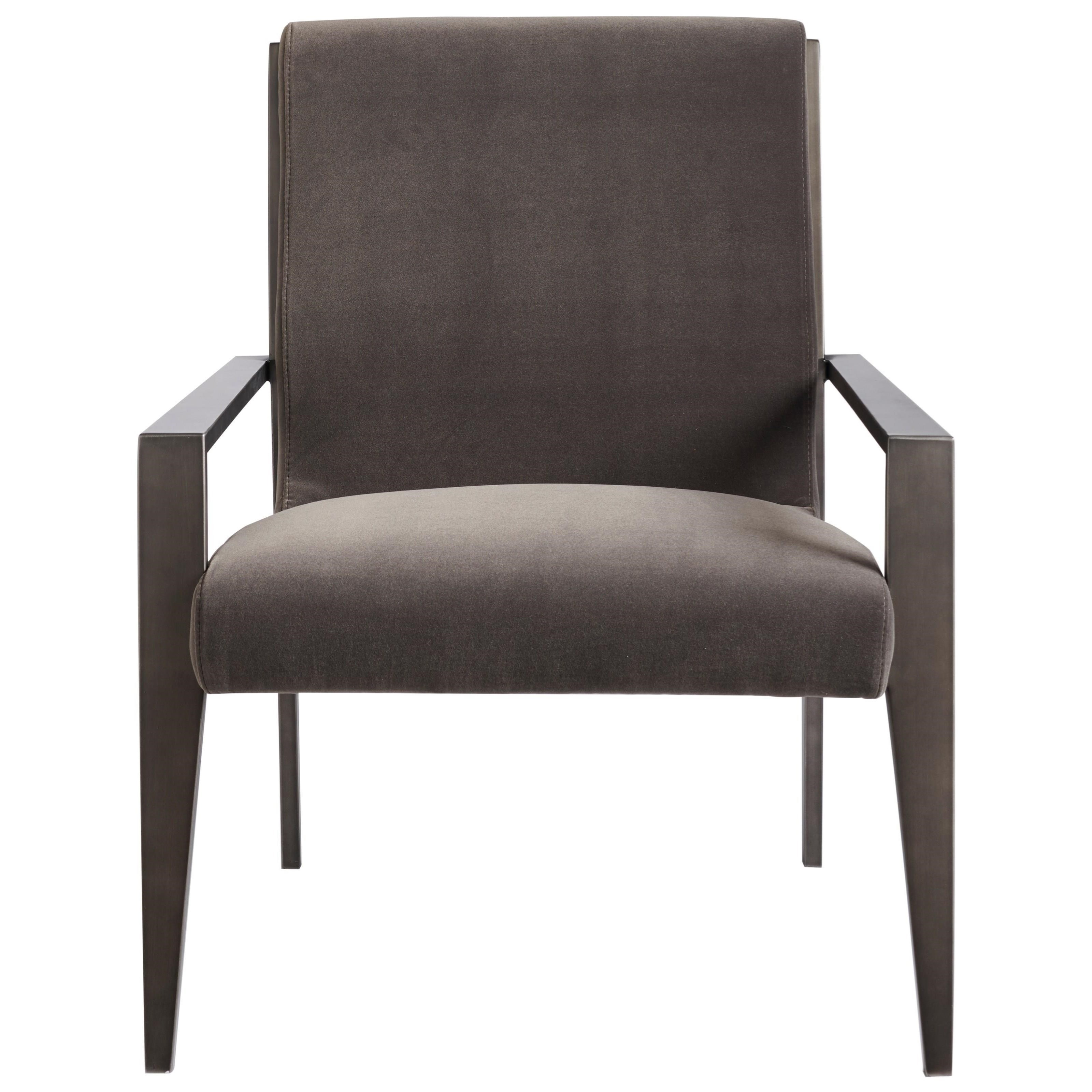 Nina Magon Mangold Accent Chair by Universal at Baer's Furniture