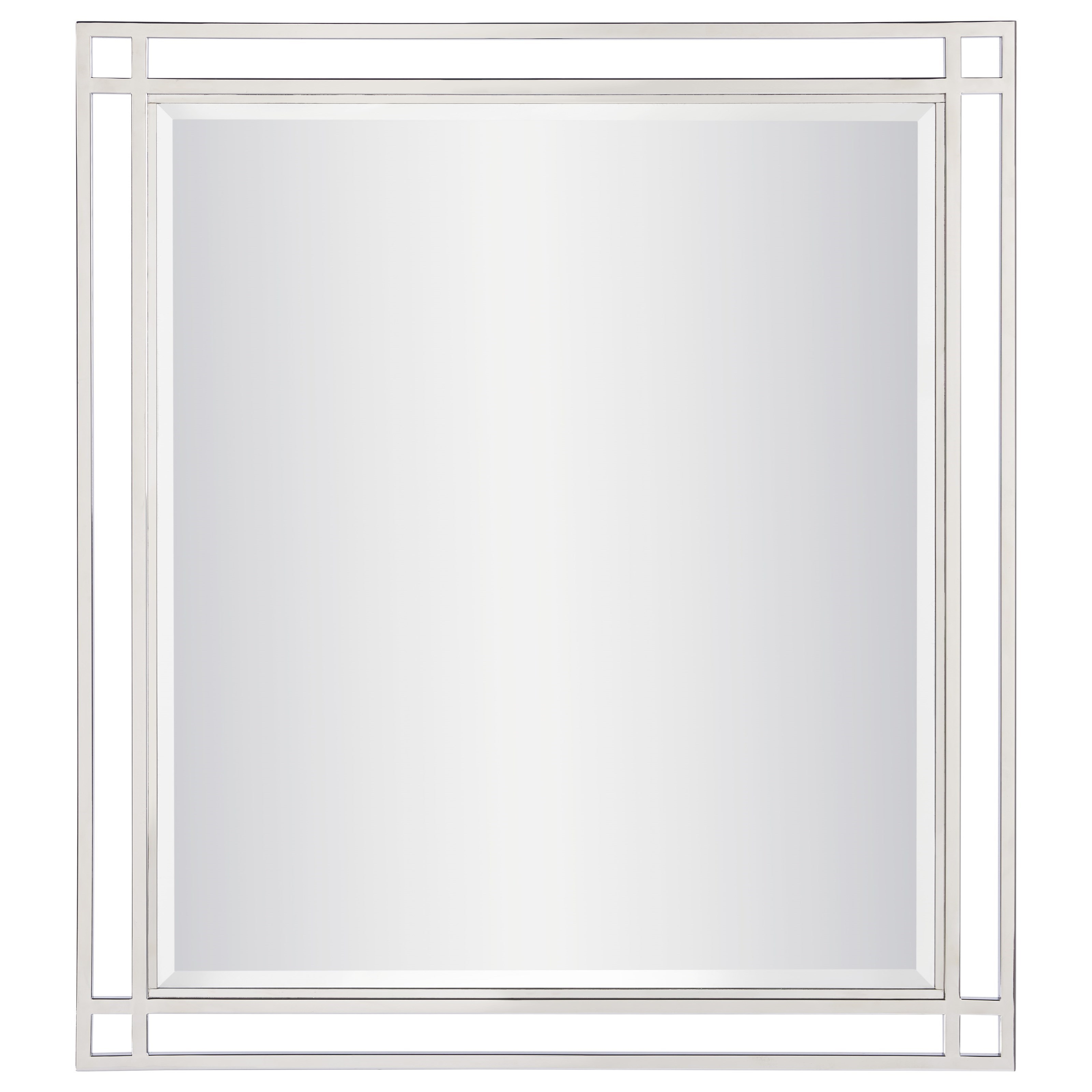 Paradox Mirror by Universal at Baer's Furniture