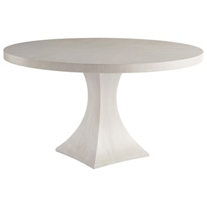 Contemporary Integrity Round Dining Table
