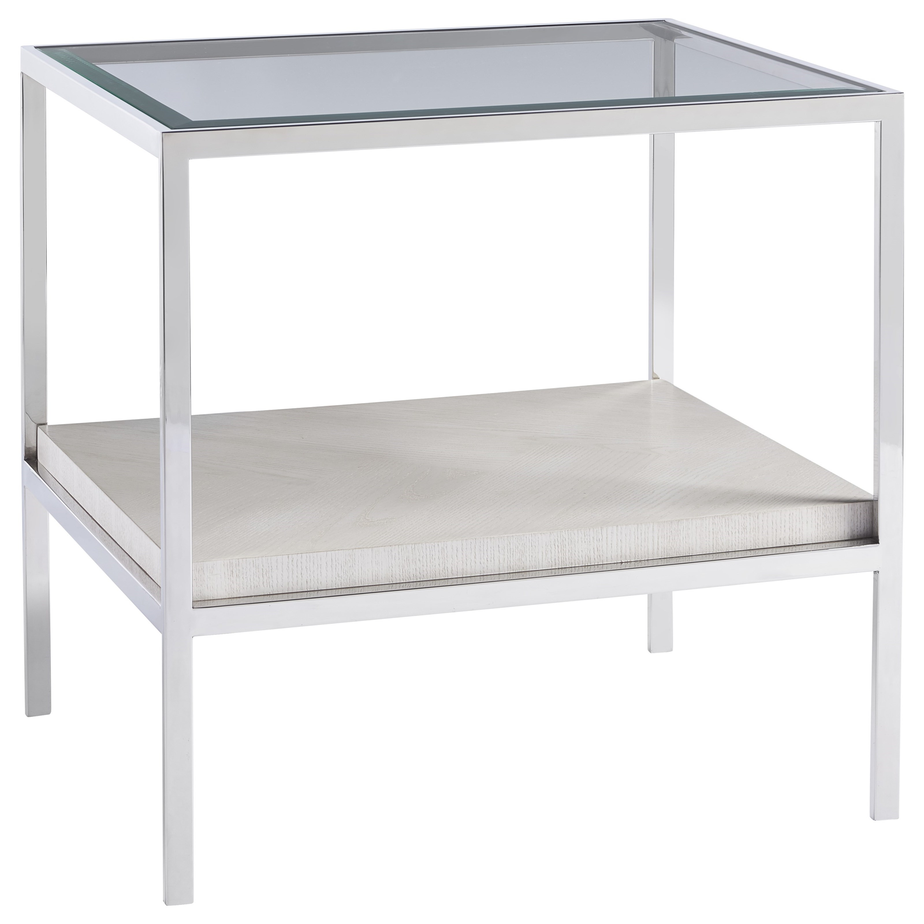Paradox End Table by Universal at Baer's Furniture