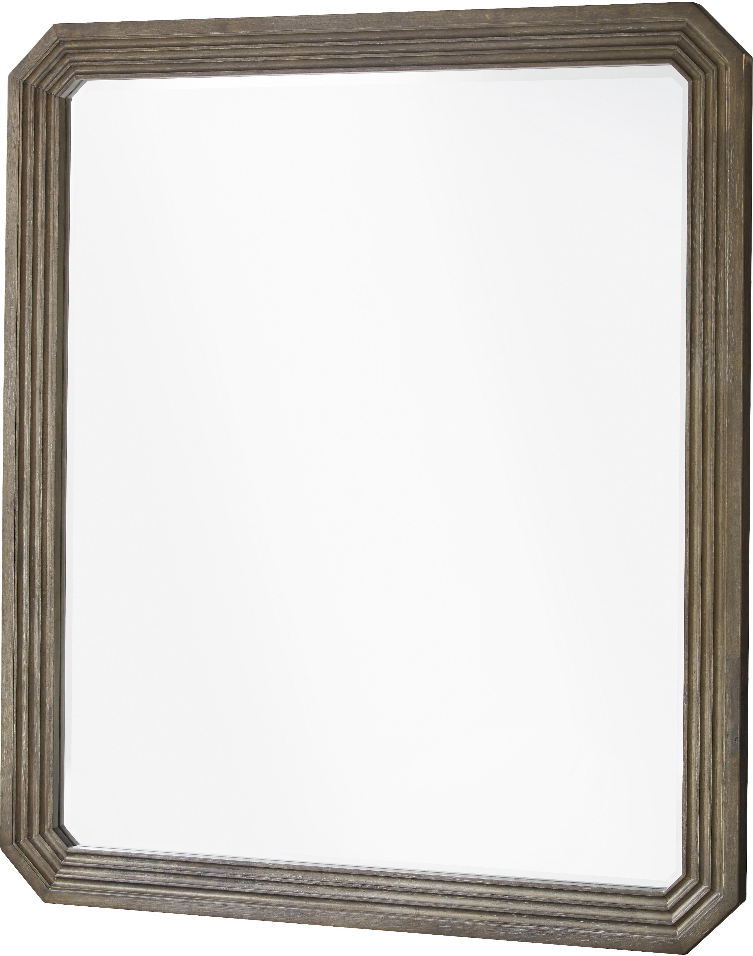 Playlist Mirror by Universal at HomeWorld Furniture