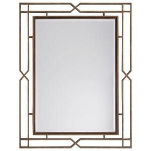 Belvedere Metal Mirror