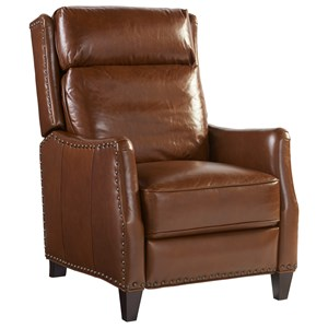 The Jackson Recliner with Nail Head Trim