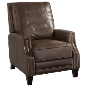 The Sanders Power Recliner with Scoop Arms