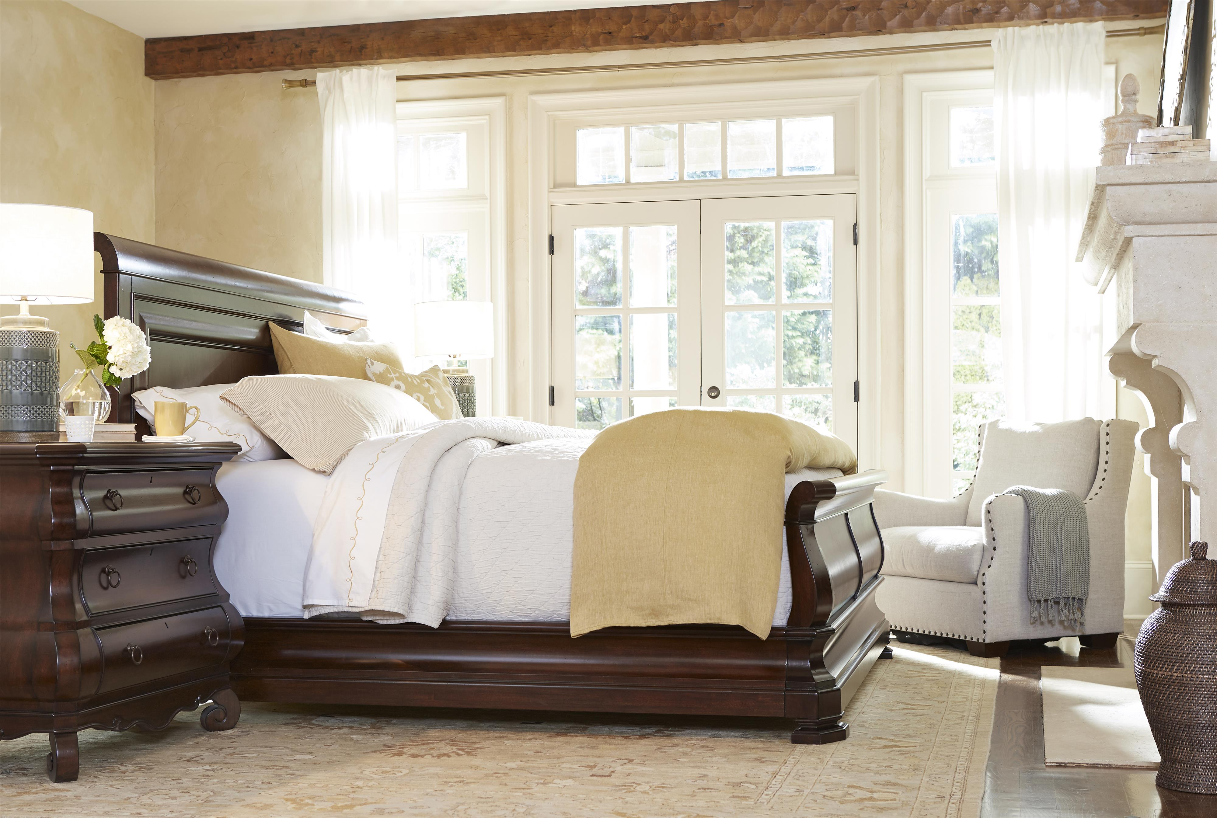 Reprise King Bedroom Group by O'Connor Designs at Sprintz Furniture