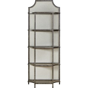 Fresh Air Etagere with 5 Shelves