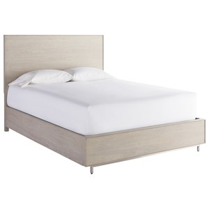 Tanner Queen Bed in Mist Finish