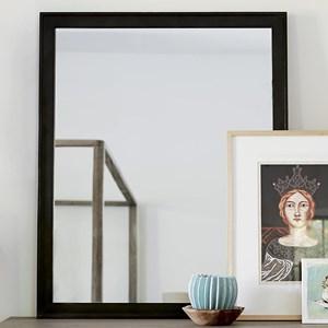Dorian Mirror with Dark Bronze Frame