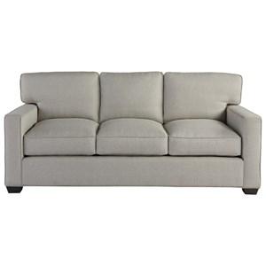 Contemporary 85 Inch Sofa