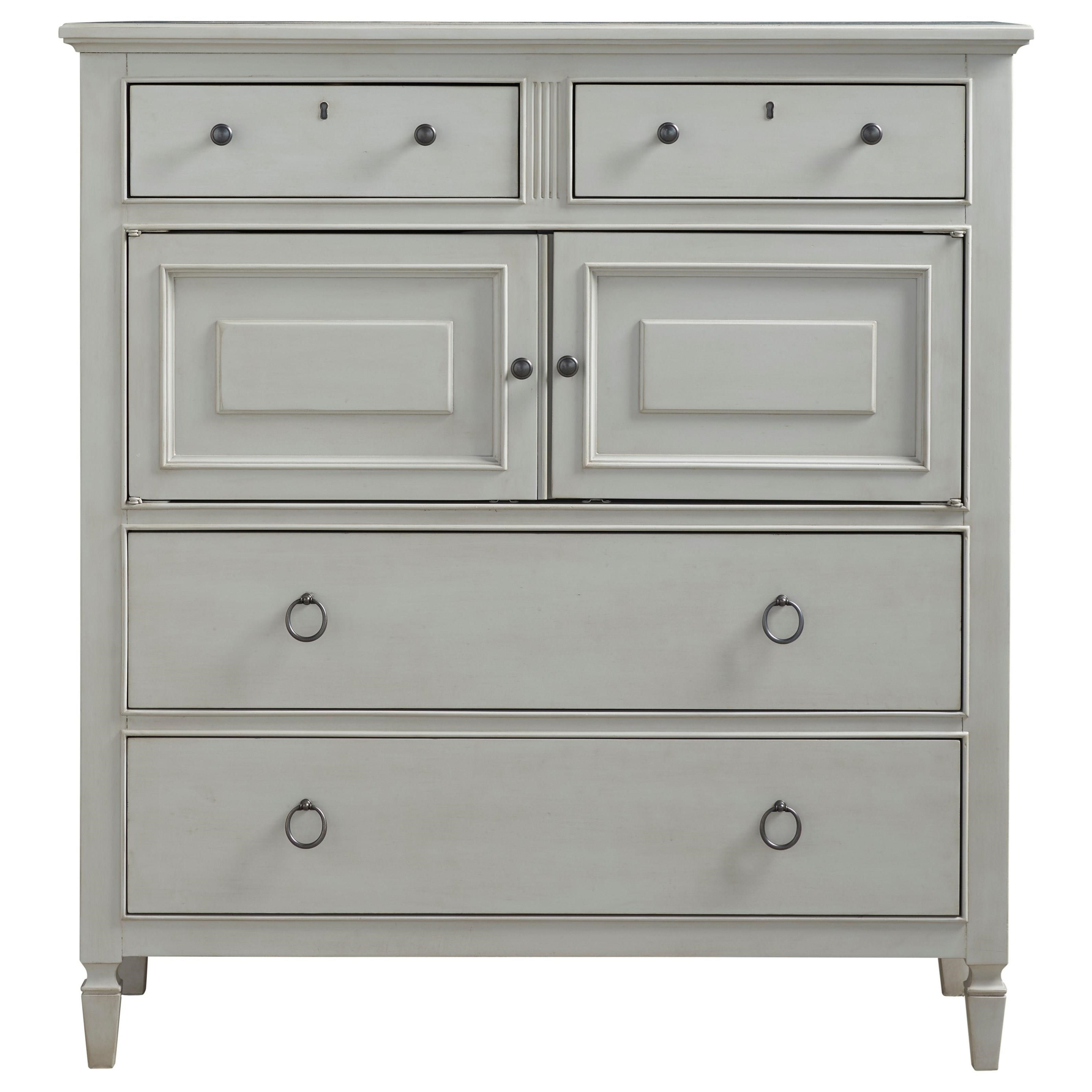 Summer Hill Dressing Chest by Universal at Baer's Furniture