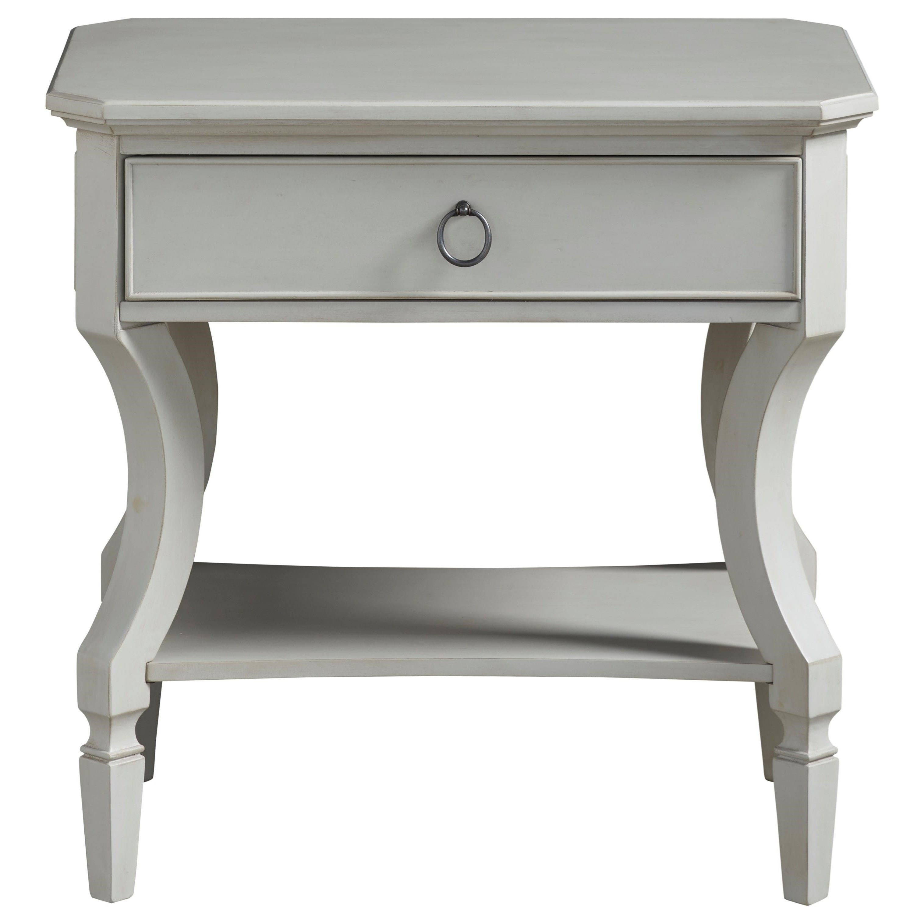Summer Hill Night Table by Universal at Baer's Furniture