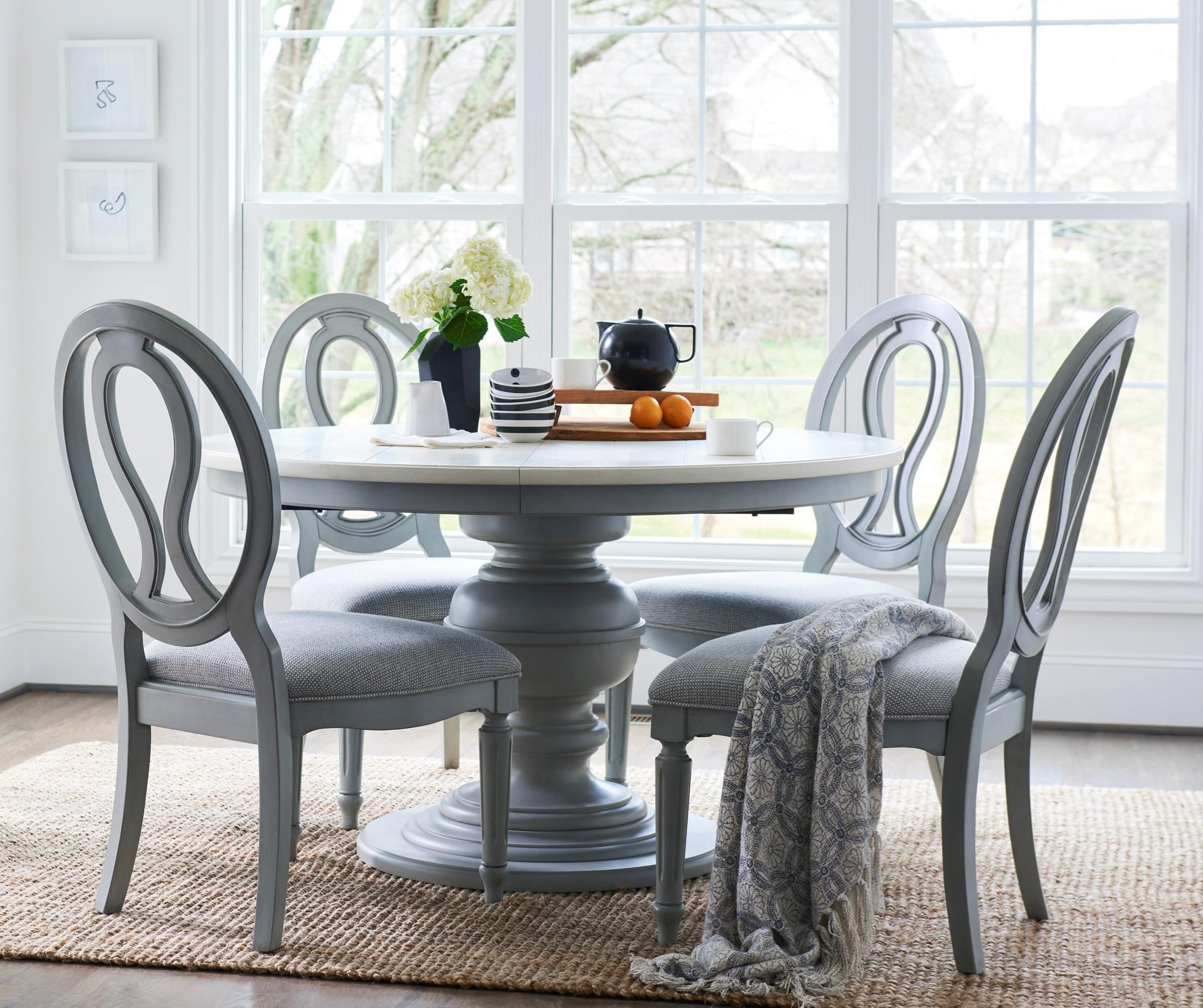 Summer Hill 5 Piece Dining Set by Universal at Zak's Home