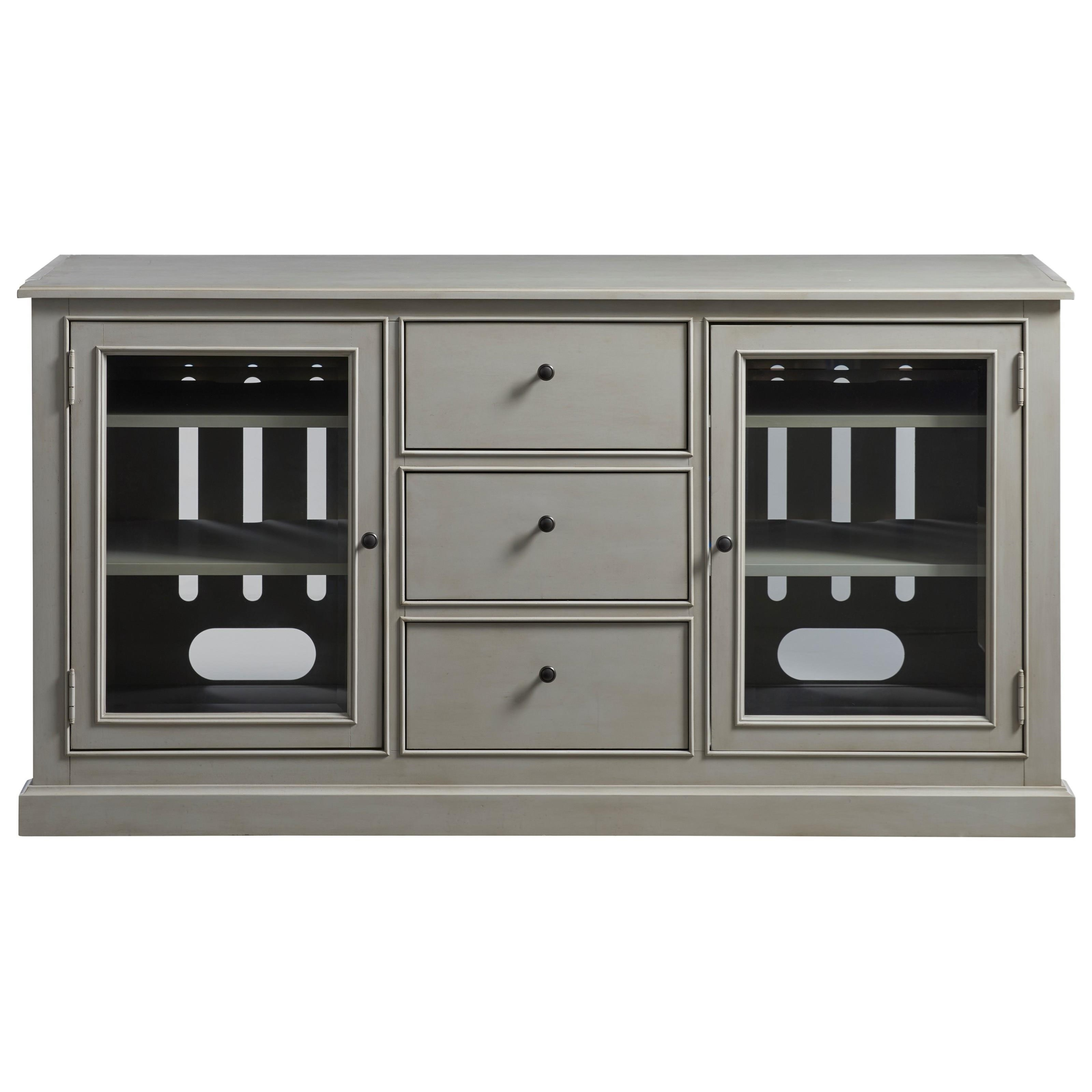 Summer Hill Entertainment Console by Universal at Baer's Furniture