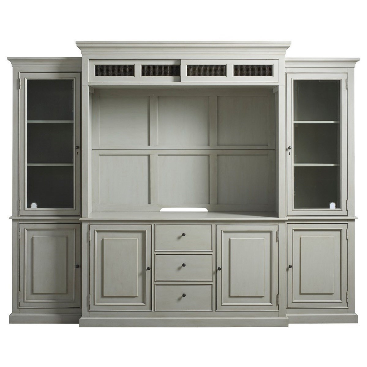 Summer Hill Entertainment Wall Unit by Universal at Baer's Furniture