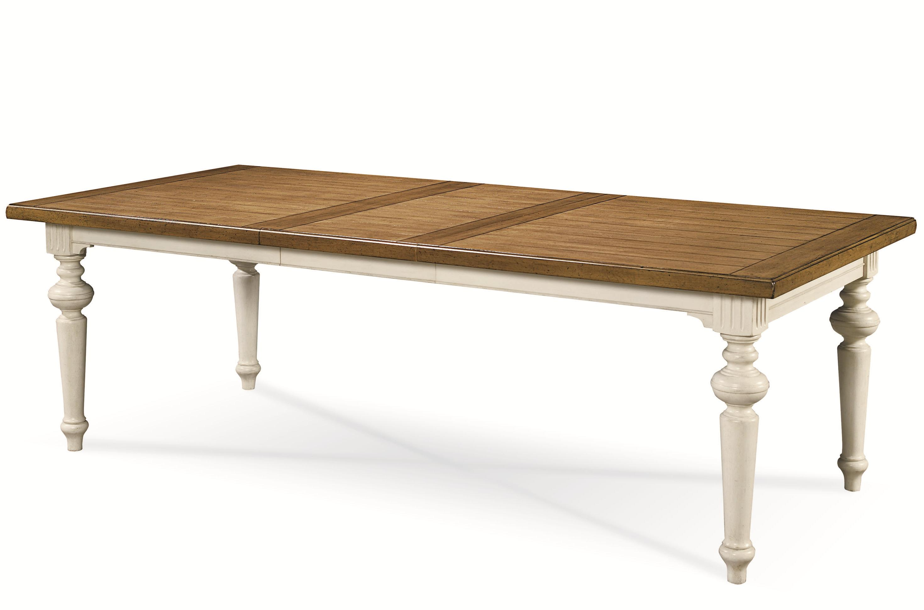 Summer Hill Rectangular Dining Table by Universal at Baer's Furniture