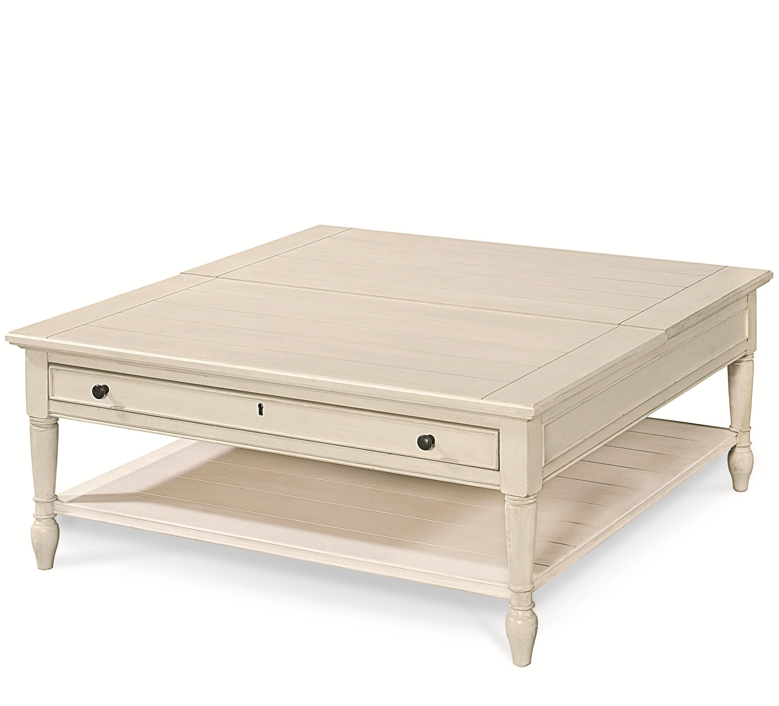 Summer Hill Lift Top Cocktail Table by Universal at Baer's Furniture
