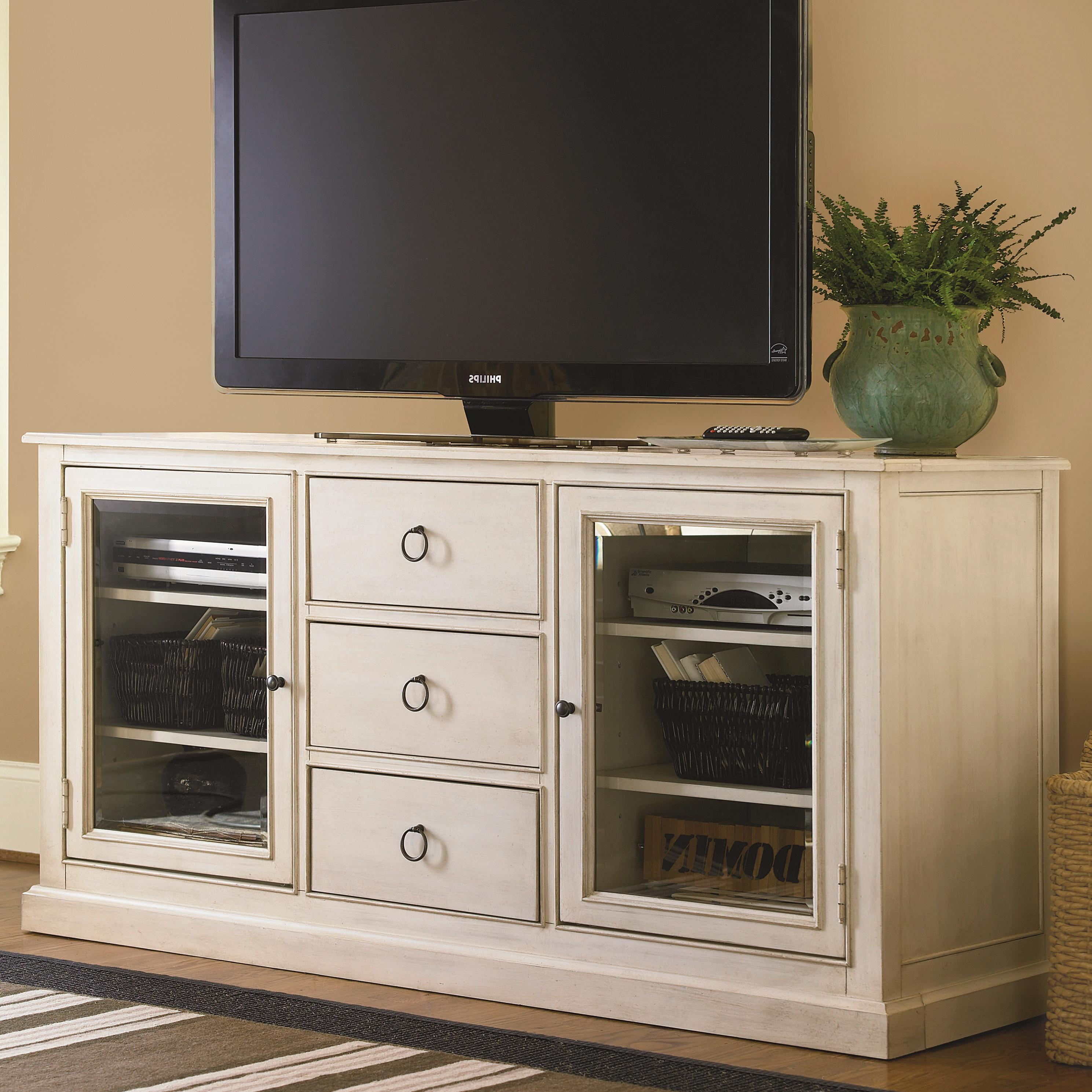 Summer Hill Entertainment Console by Universal at Stoney Creek Furniture