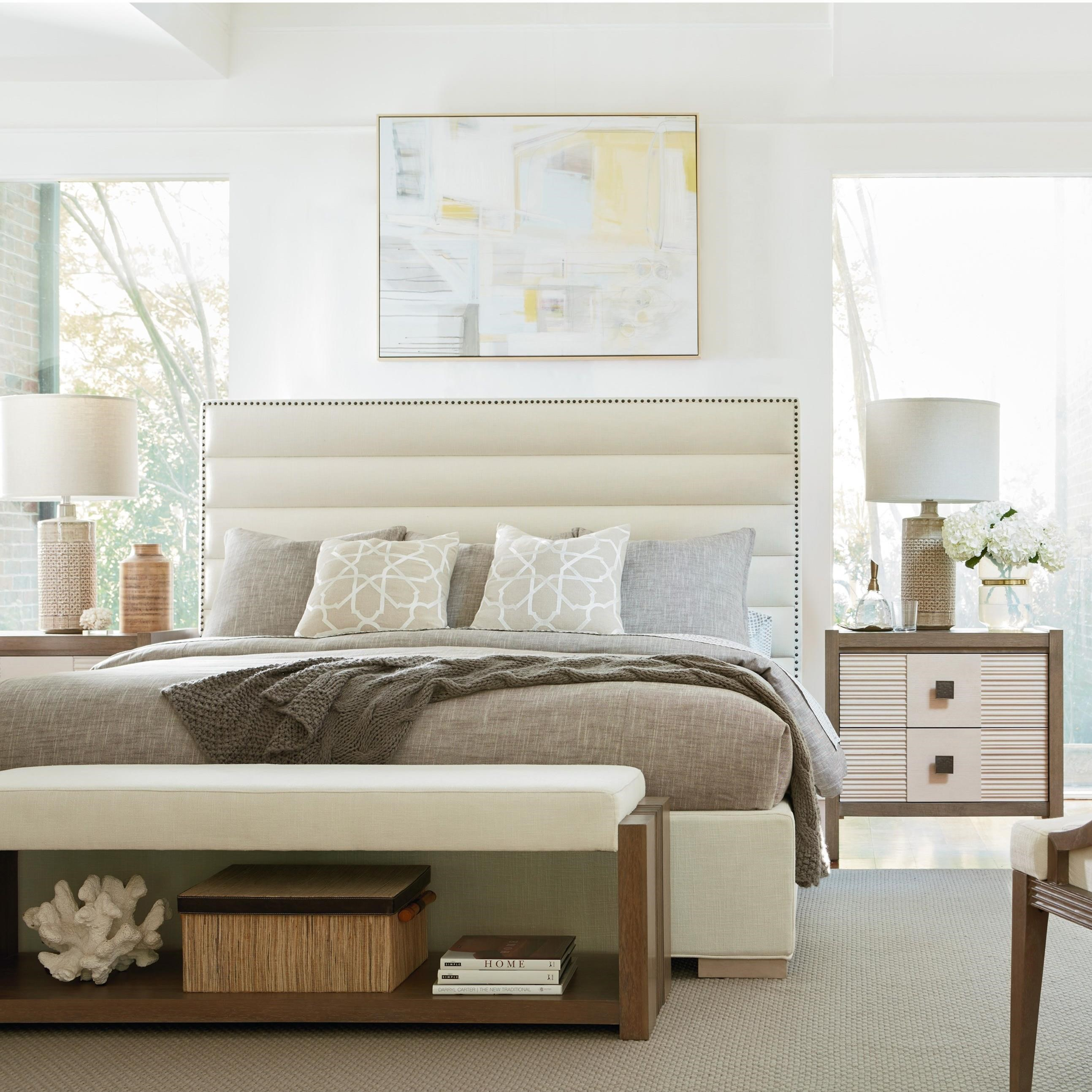 Synchronicity Queen Bedroom Group by Universal at Zak's Home