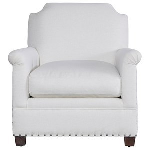 Accent Chair in Performance Fabric