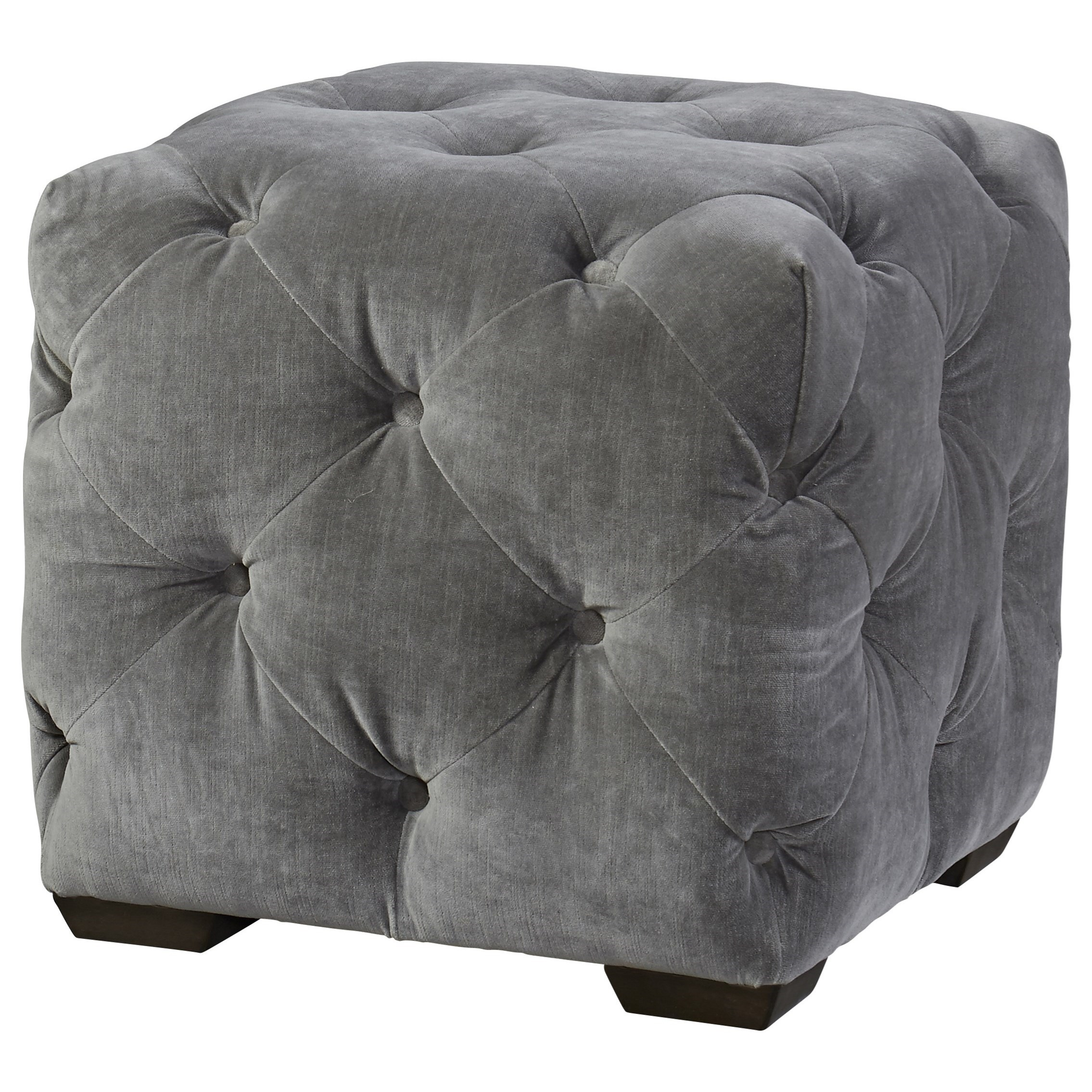 Accents Barkley Ottoman by O'Connor Designs at Sprintz Furniture