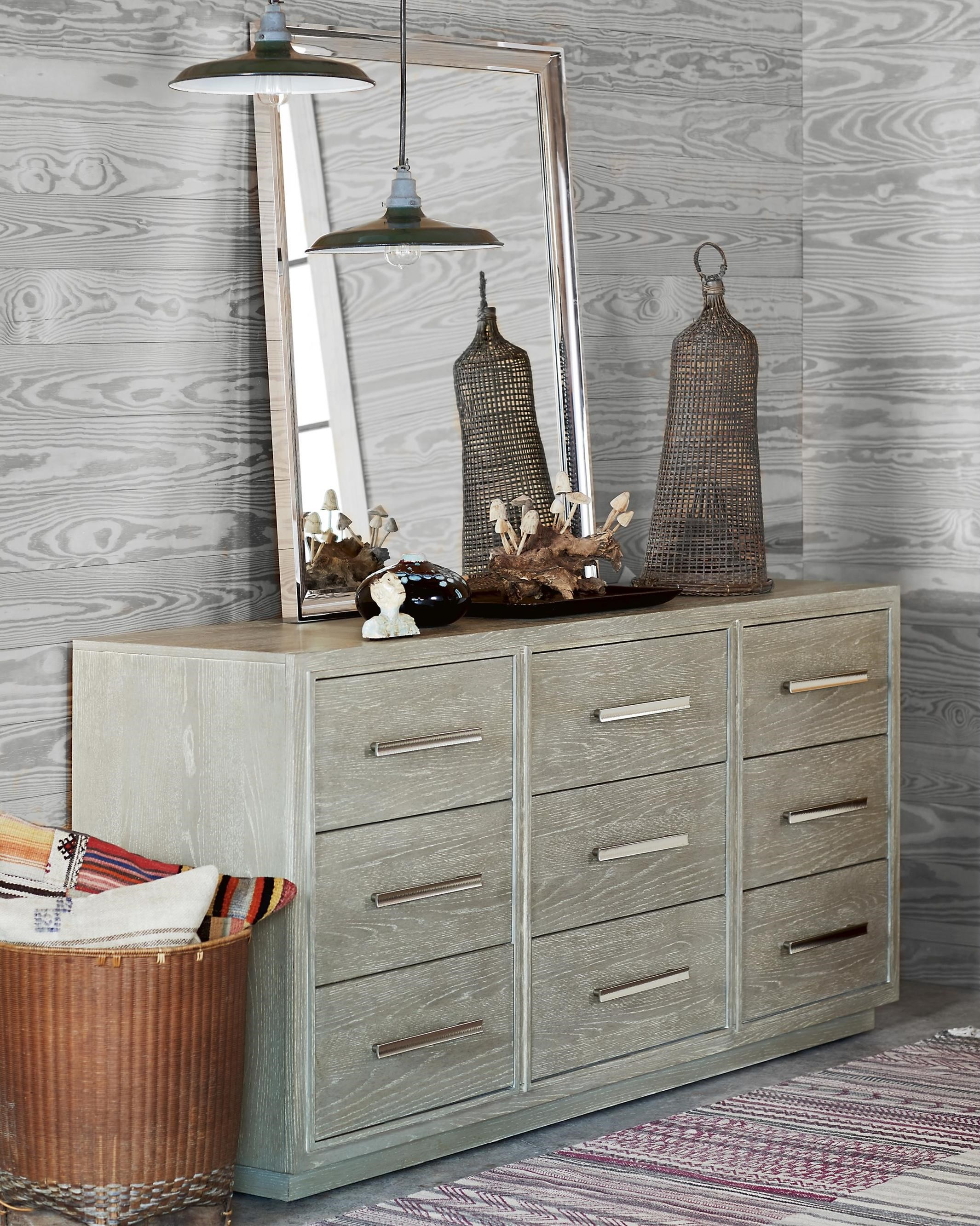 Zephyr Dresser and Mirror Combo by Universal at Baer's Furniture
