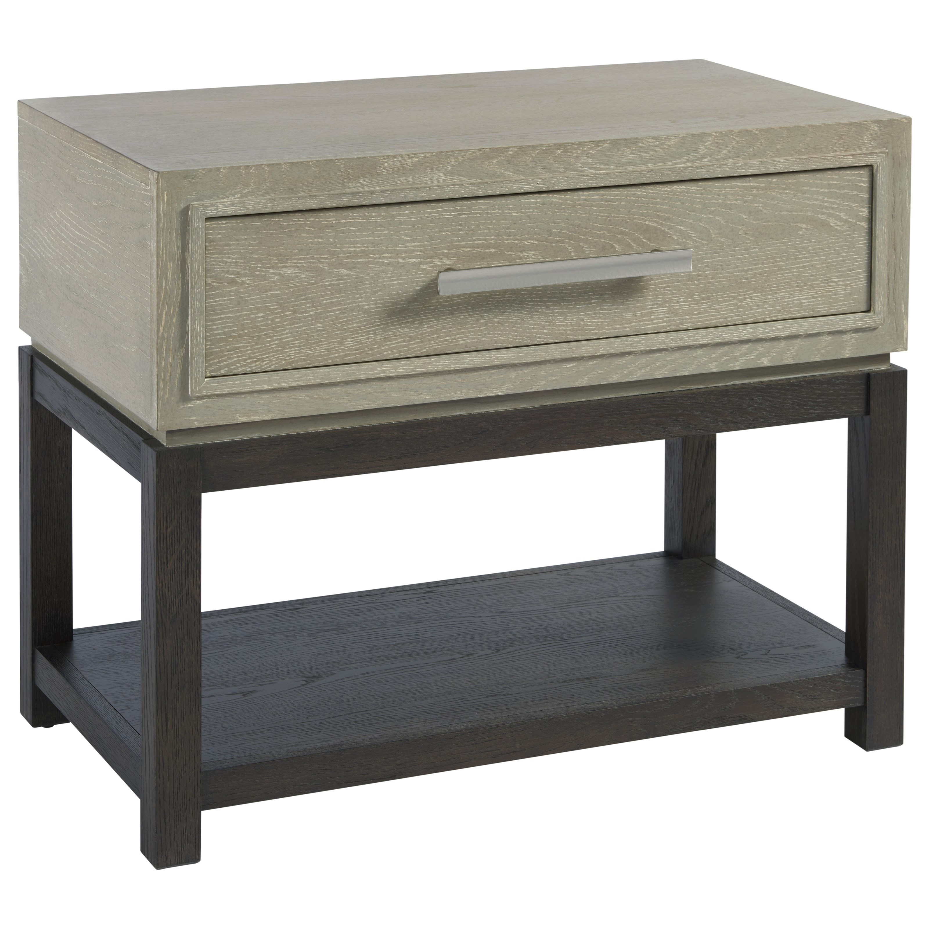 Zephyr Night Table by Universal at Baer's Furniture