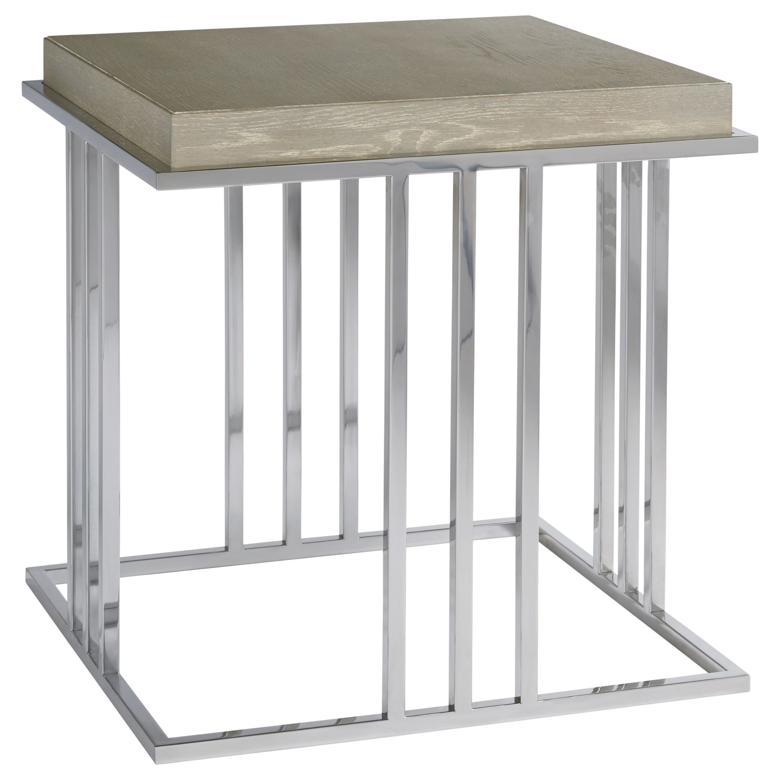 Zephyr End Table by Universal at Baer's Furniture