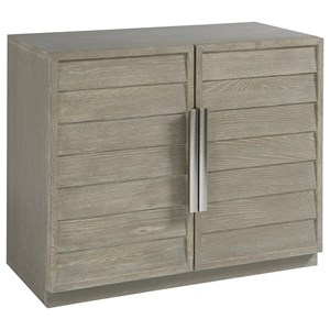 Bedside or Storage Chest with Adjustable Shelving
