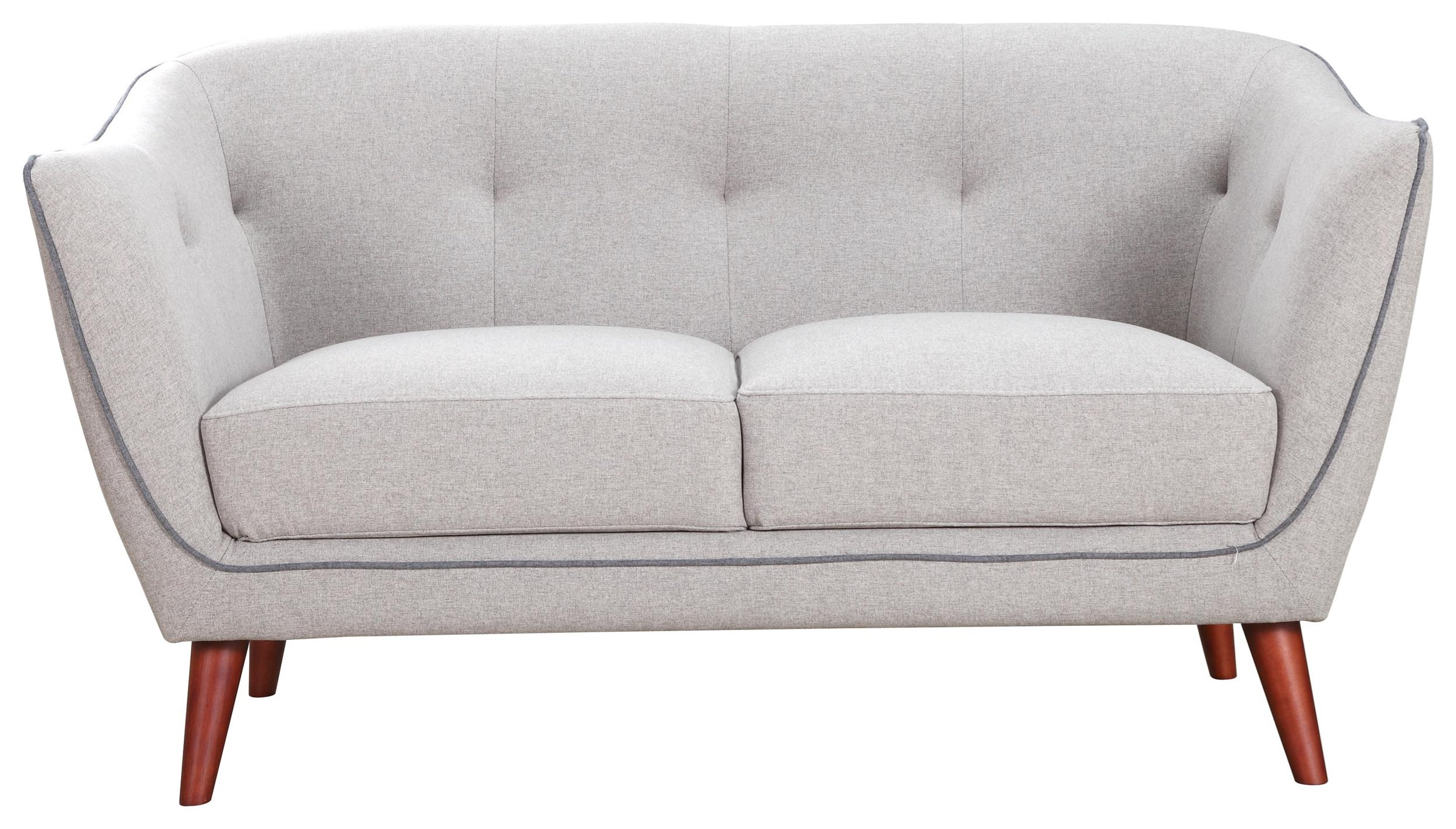 Sunday Loveseat by Urban Chic at Beck's Furniture