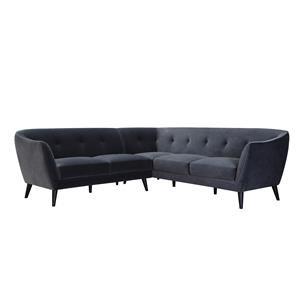 Contemporary 2 Pc. Sectional