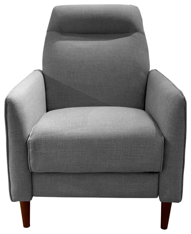 Hamms Pushback Recliner by Urban Chic at HomeWorld Furniture