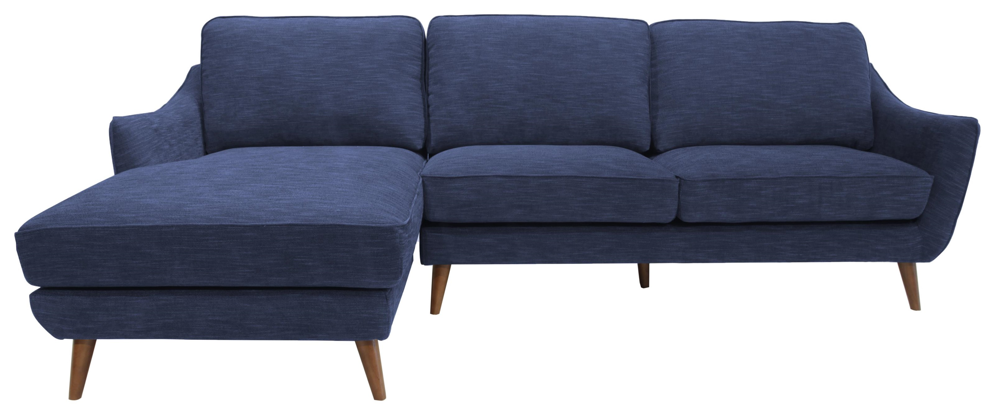 Olivia Sectional by Urban Chic at HomeWorld Furniture
