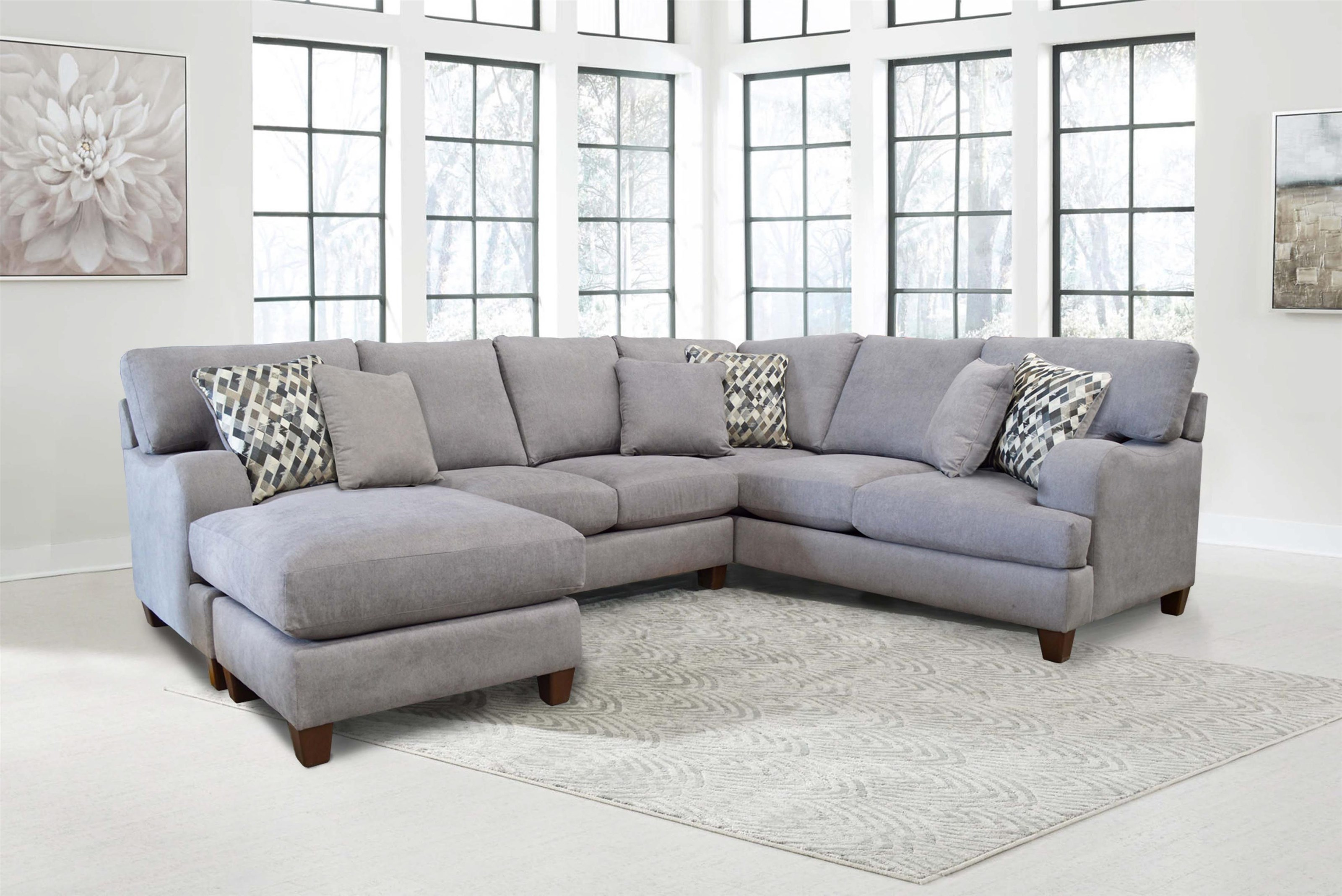 Bonita 2 Piece Sectional by Urban Roads at Darvin Furniture