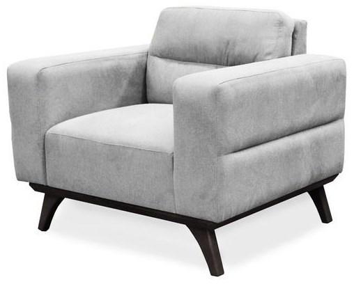 Carlota Mid Century Modern Chair by Urban Roads at Darvin Furniture