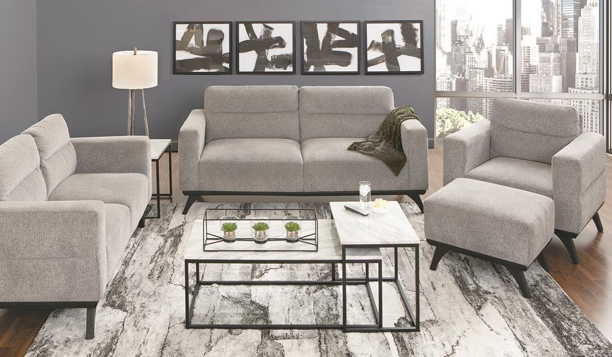 Carlota Mid Century Modern Sofa by Urban Roads at Darvin Furniture