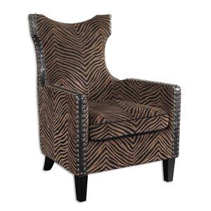 Uttermost Accent Furniture Kimoni Armchair