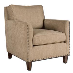Keturah Vintage Styled Armchair