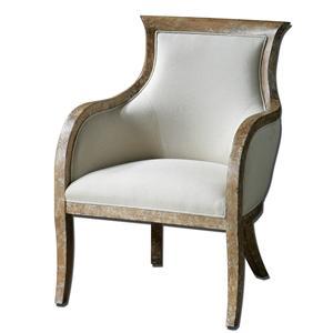Uttermost Accent Furniture Quintus Armchair