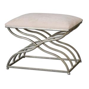Uttermost Accent Furniture Shea Small Bench