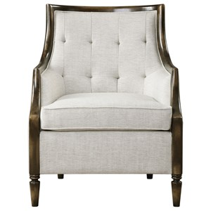 Barraud Oatmeal Accent Chair