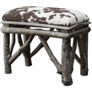 Uttermost Accent Furniture Chavi Small Bench