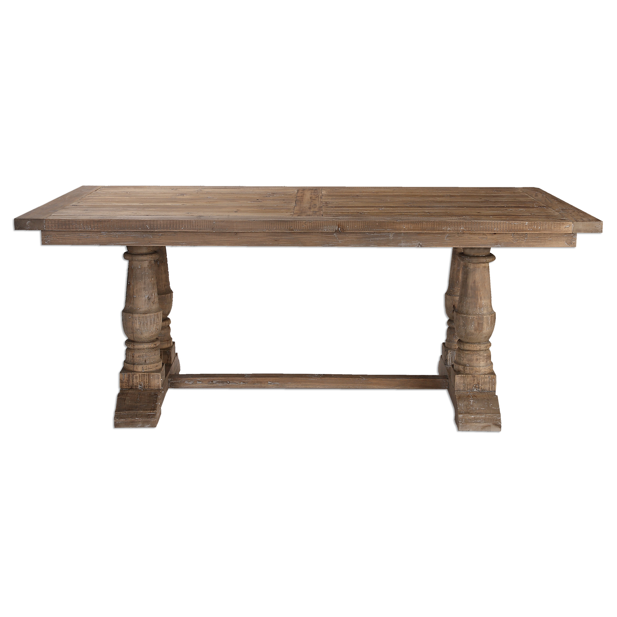 Accent Furniture Stratford  Salvaged Wood Dining Table by Uttermost at Furniture Superstore - Rochester, MN