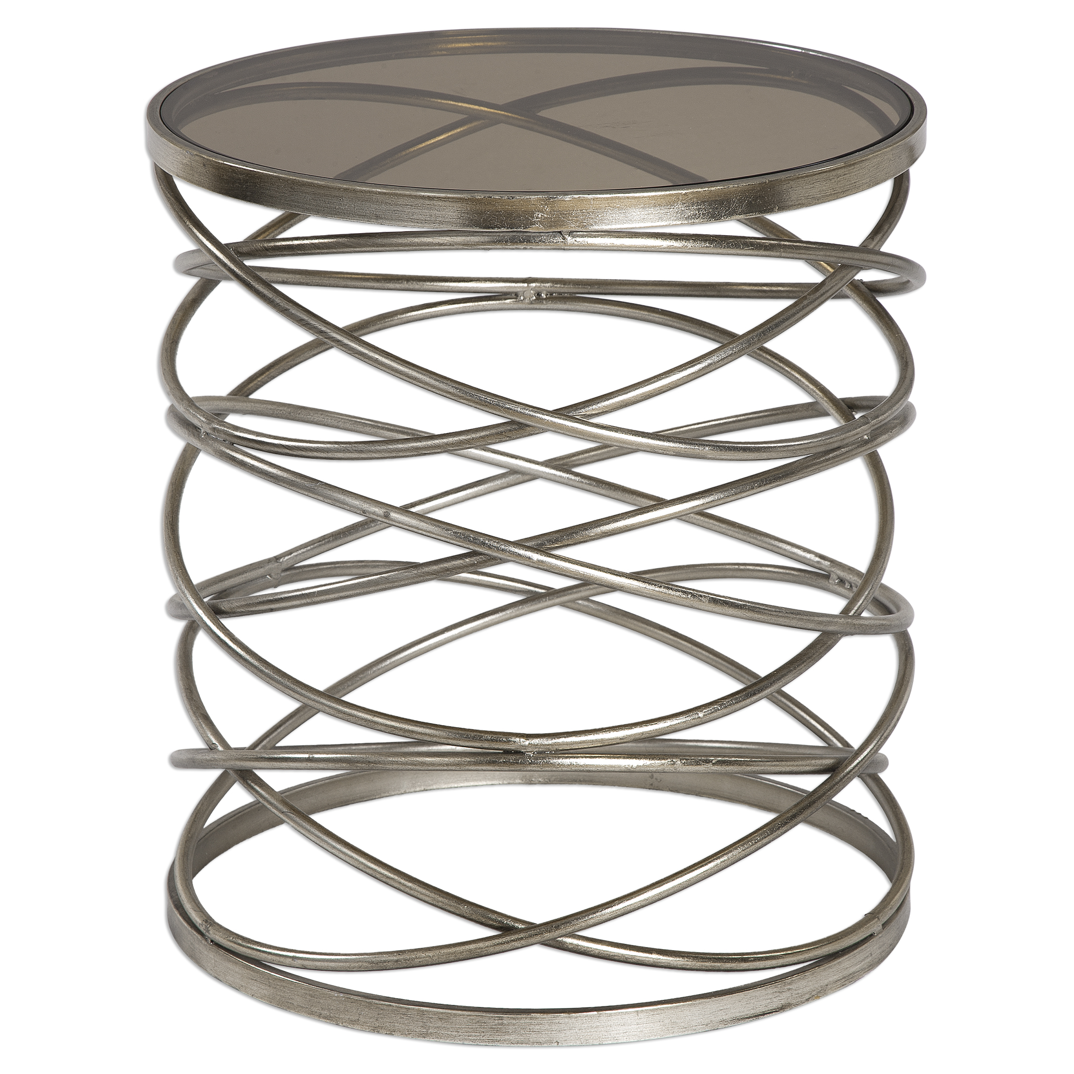 Accent Furniture - Occasional Tables Marella Modern Accent Table by Uttermost at Reid's Furniture
