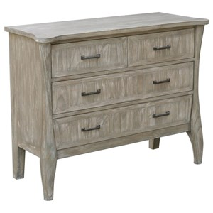 Mosiah Driftwood Accent Chest