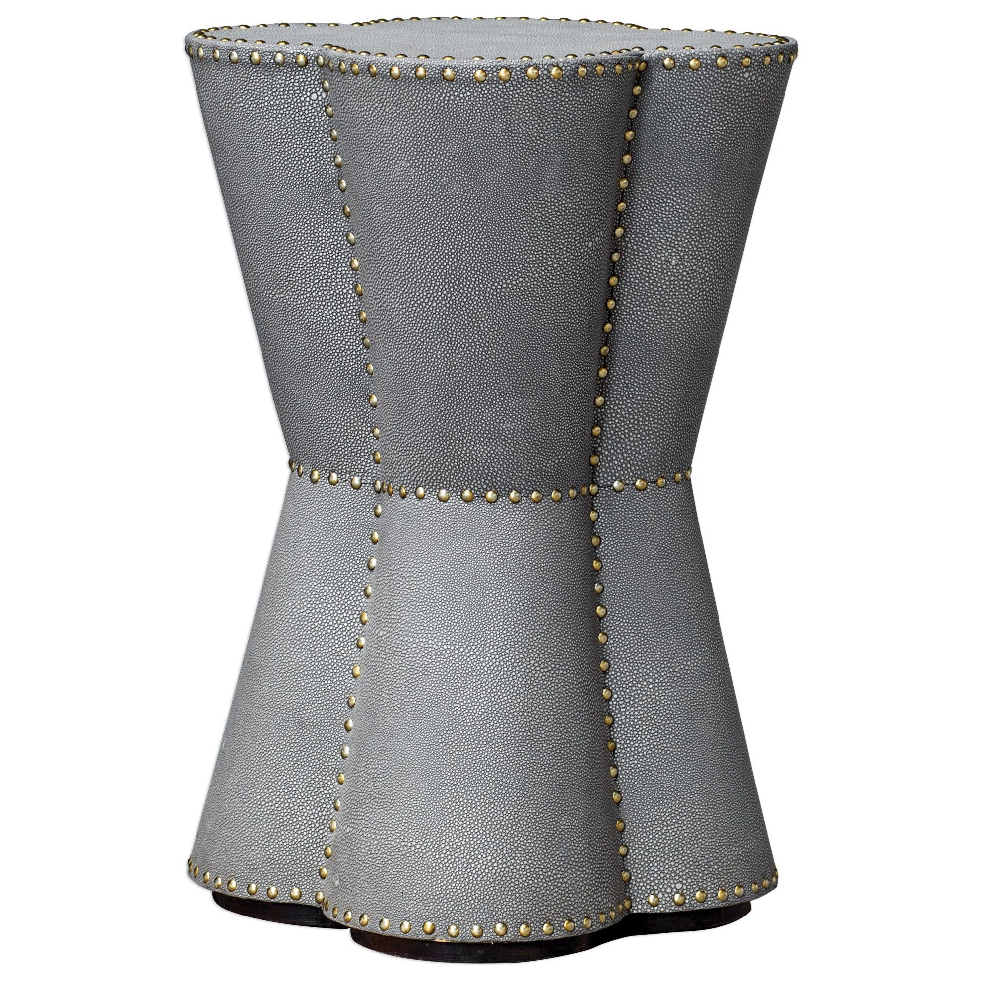 Accent Furniture - Occasional Tables Maisy Quatrefoil Accent Table by Uttermost at Del Sol Furniture