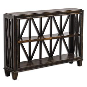 Uttermost Accent Furniture Asadel Wood Console Table