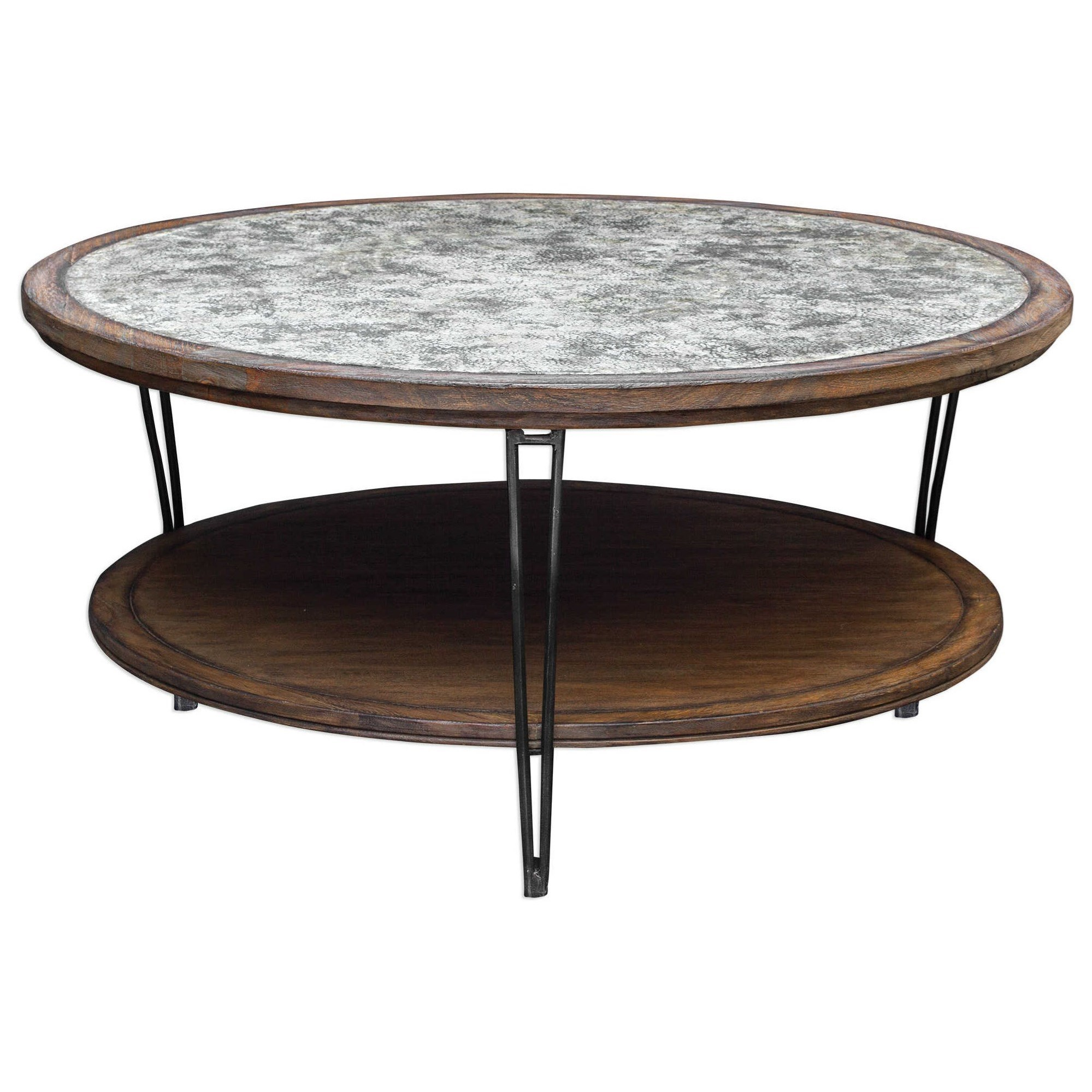 Saskia Rustic Coffee Table
