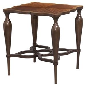 Varatella Kara Wood Accent Table