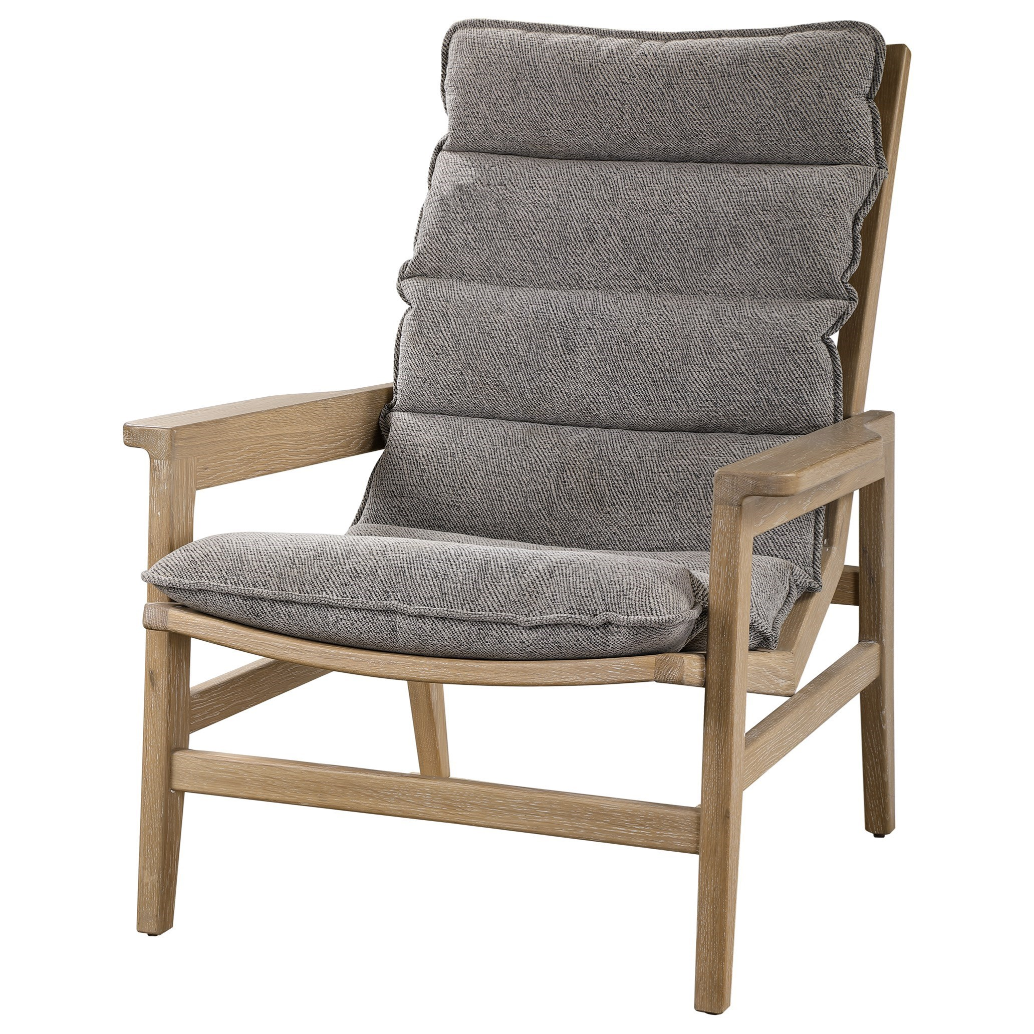 Isola Oak Accent Chair