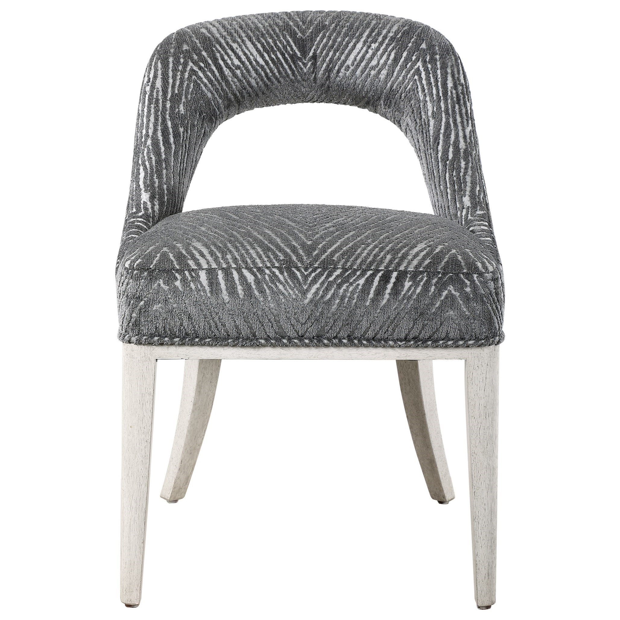 Accent Furniture - Accent Chairs Amalia Accent Chair, S/2 by Uttermost at Mueller Furniture